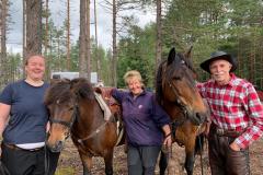 Ridning Finnskogen Aktivitetssenter