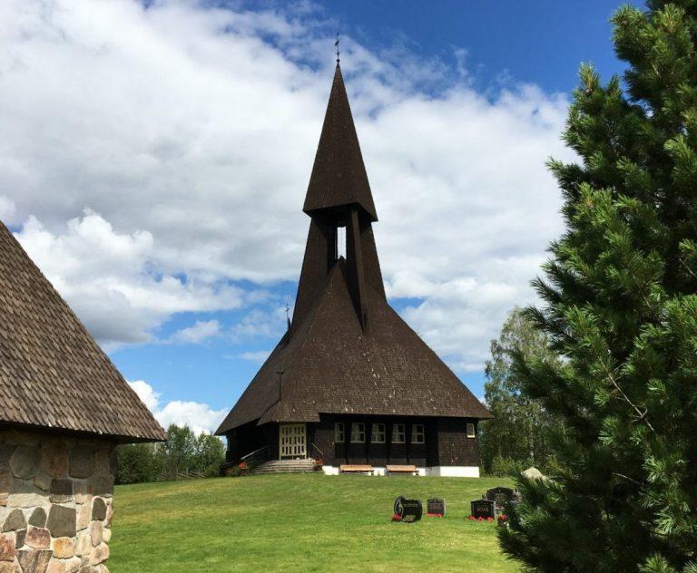 Gravberget kirke