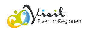Logo til Visit Elverum-regionen