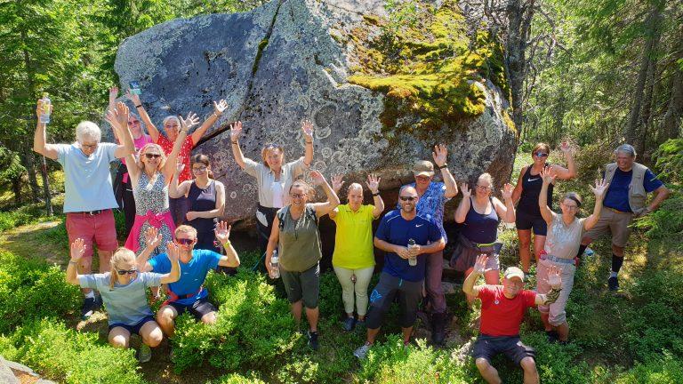 Vandring Finnskogen